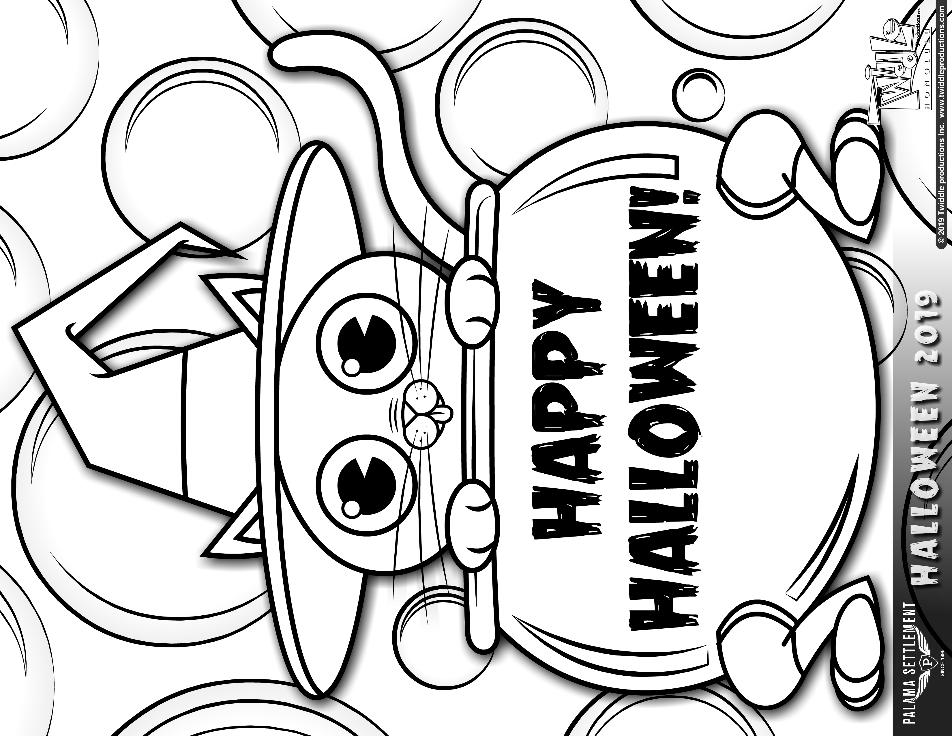 Trick or Treat FREE Download: Halloween Coloring Pages ...